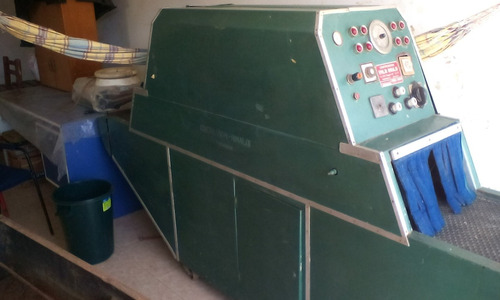 máquina de calzado horno emilio rinaldi