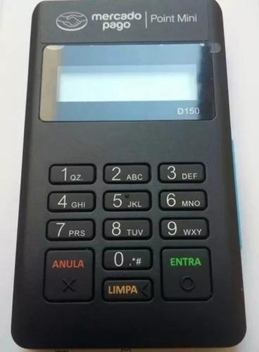 máquina de cartão atacado kit 10 point mini