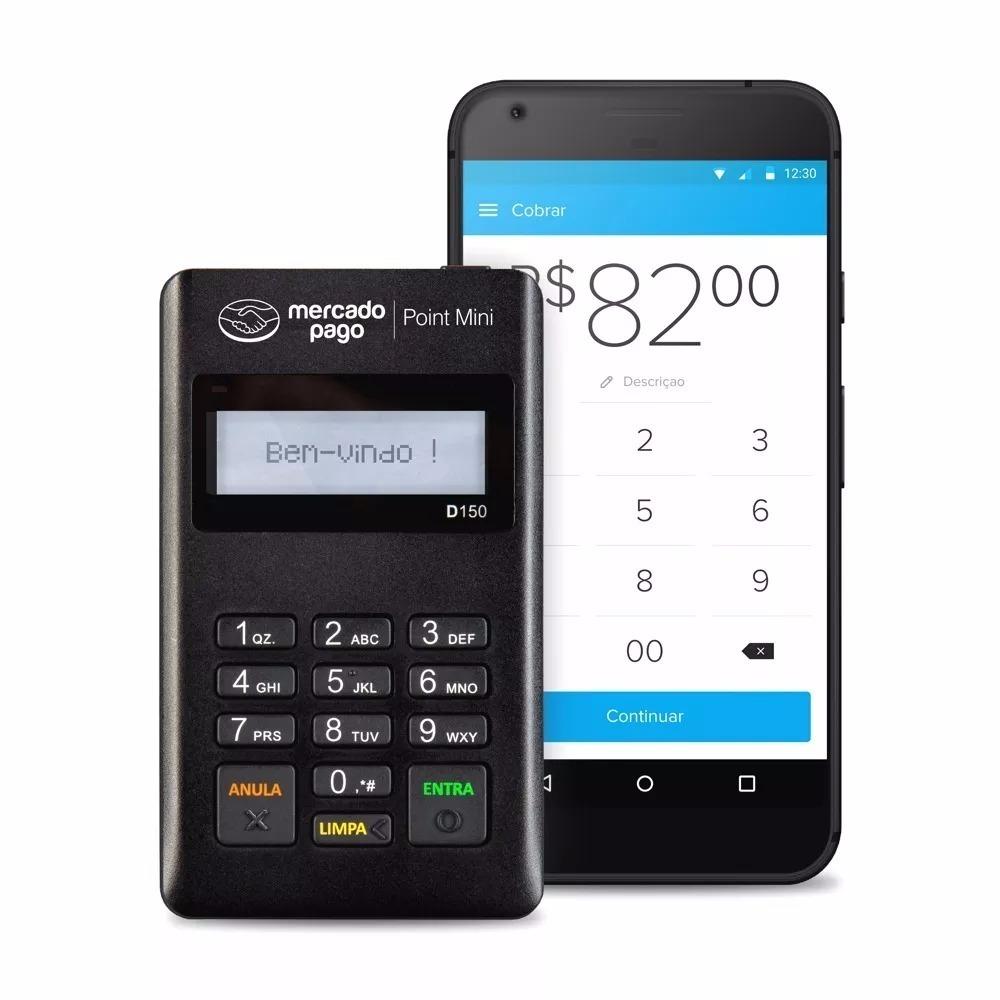 8ce322819 Máquina De Cartão De Crédito E Débito - Point Minizinha - R$ 68,90 em  Mercado Livre