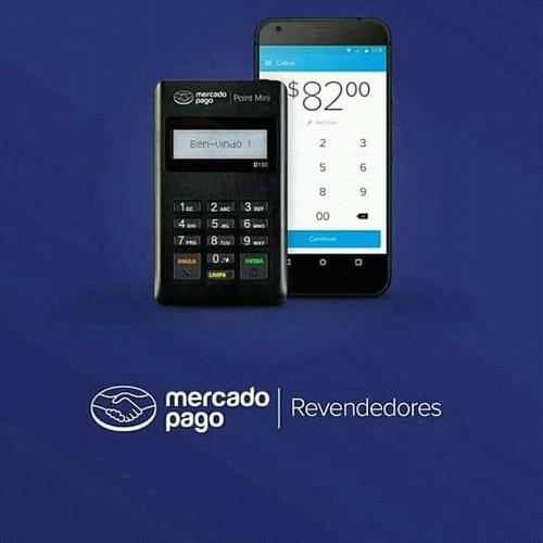 máquina de cartão de crédito point mini