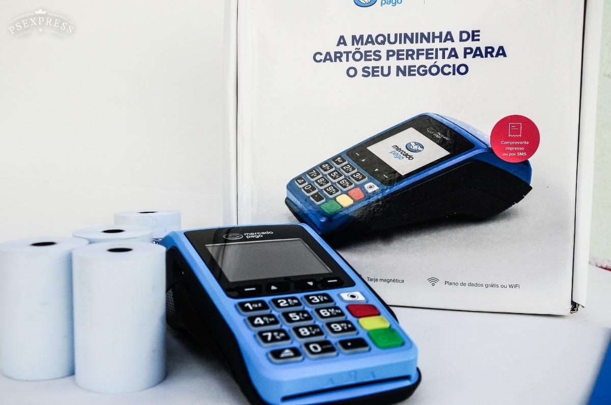 7ca73a74c máquina de cartões point pro do mercado pago lançamento chip. Carregando  zoom.