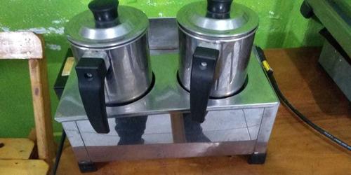 máquina de casquinha, chapa,estufa,