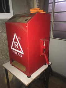 533d48b01 Maquina De Chinelos Usada Automatica Mister L Usado no Mercado Livre Brasil