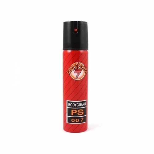 máquina de choque taser 100.000kv + spray de pimenta 110ml