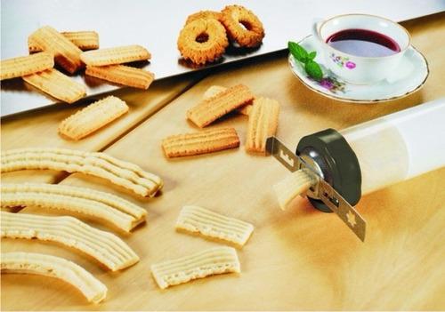 máquina de churros confeitar e fazer biscoito caseiro