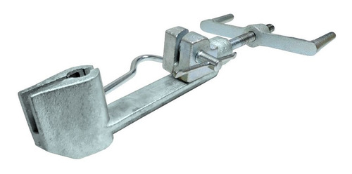 máquina de cintar poste galvanizada p/ fita aço inox fusimec