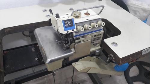 maquina de cocer overlok juki