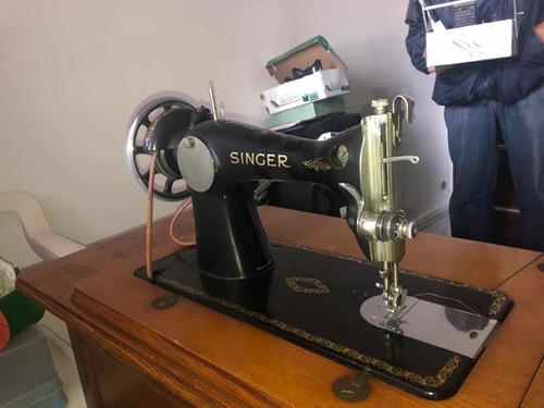 máquina de cocer singer 15j