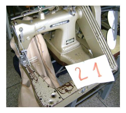 maquina de codo(triple costura) marca mitsubischi