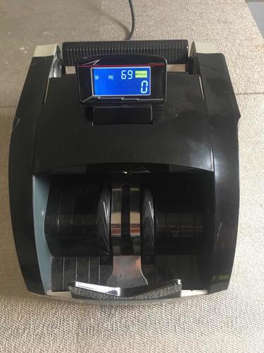máquina de contar dinero usada