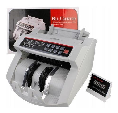 maquina de contar dinheiro cedulas detecta notas falsas 110v