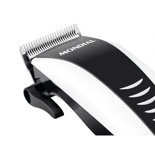 24735fa0f Maquina De Cortar Cabelo Barba Mondial Cr-06 Hair Stylo 127v - R$ 55 ...
