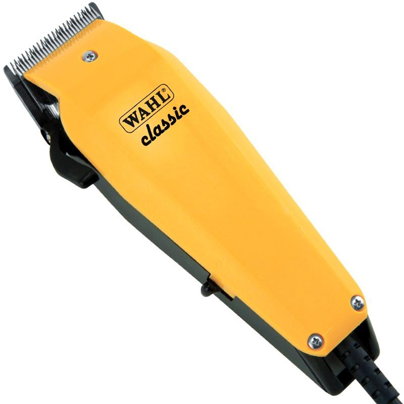 2d55bb15d máquina de cortar cabelo profissional classic wahl 220v. Carregando zoom.