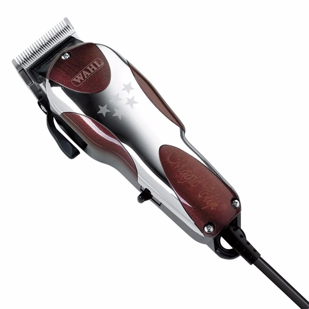 m quina de cortar cabelo profissional wahl magic clip 5 star r 620 00 em mercado livre. Black Bedroom Furniture Sets. Home Design Ideas