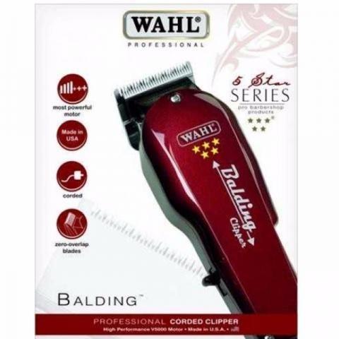 de1cf545b Máquina De Cortar Cabelo Wahl Balding Clipper 110v - R$ 508,00 em ...