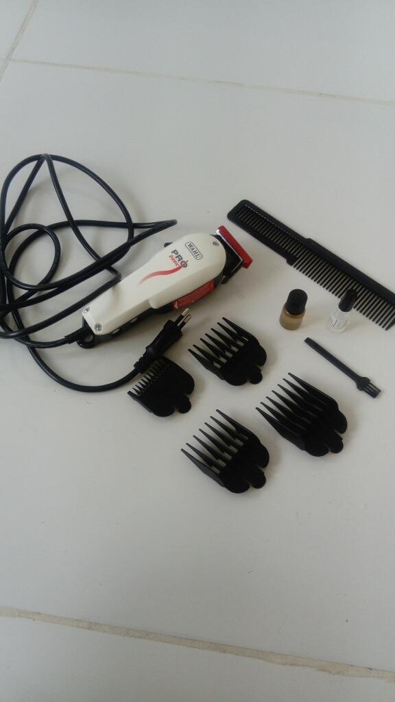 maquina de cortar cabelo wahl pro basic 220 volts. Carregando zoom. 87924d6ea136