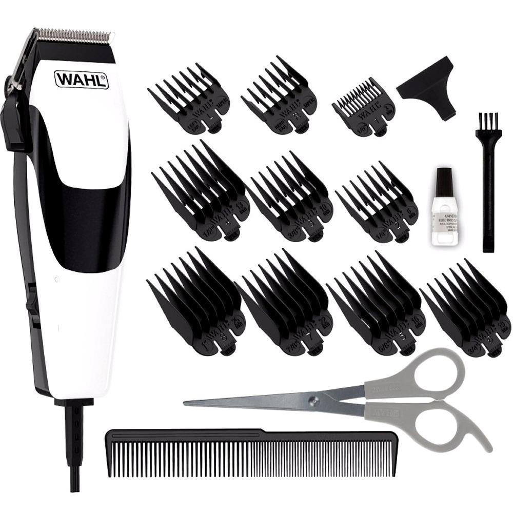 6fa2464ce máquina de cortar cabelo wahl quick cut 10 pentes - pro. Carregando zoom.