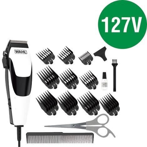 máquina de cortar cabelo wahl quickcut 220v e 110v