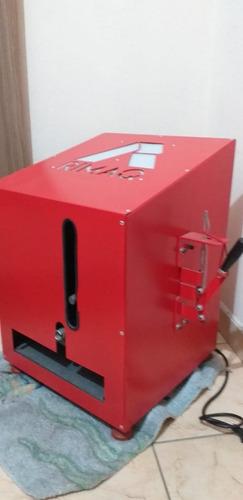 máquina de cortar chinelos - rimaq  (manual)