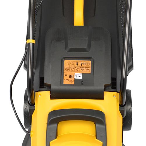 máquina de cortar grama 1100w mgv1100 vonder 220v