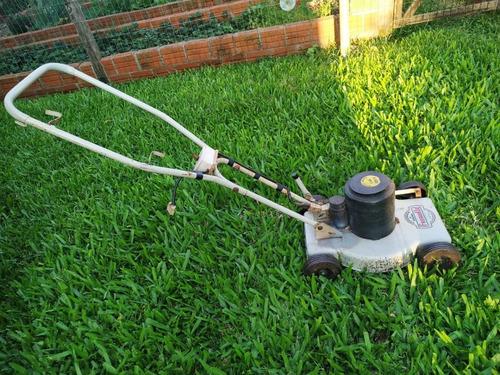 máquina de cortar grama 1hp