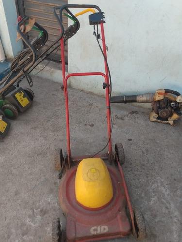 máquina de cortar grama elétrica 220v