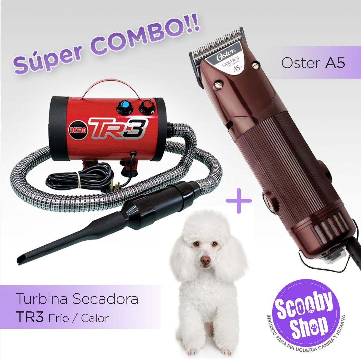 maquina de cortar pelo canina oster golden a5 + turbina tr3. Cargando zoom. fd6a15d1be4a