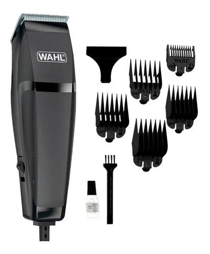máquina de cortar pelo easy cut wahl 9w laminas suaves