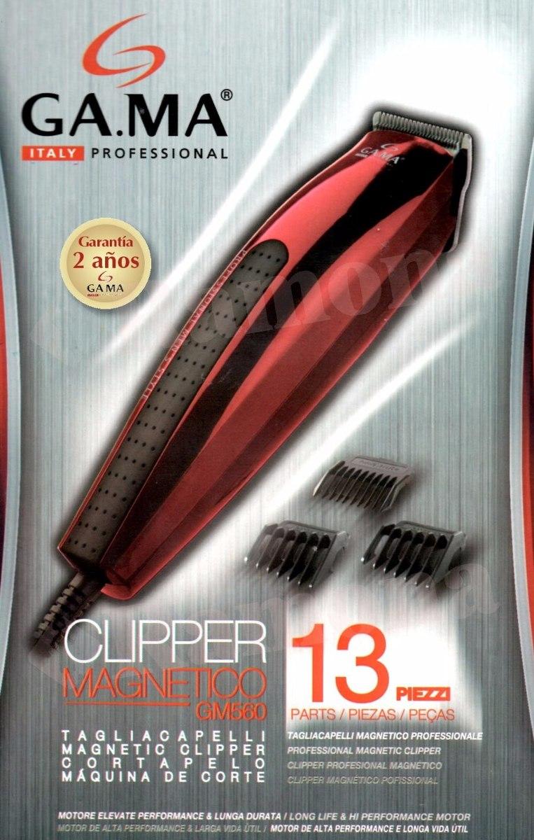 maquina de cortar pelo gm 560 barba cortadora 13 piezas. Cargando zoom. bbdd9af12ea0