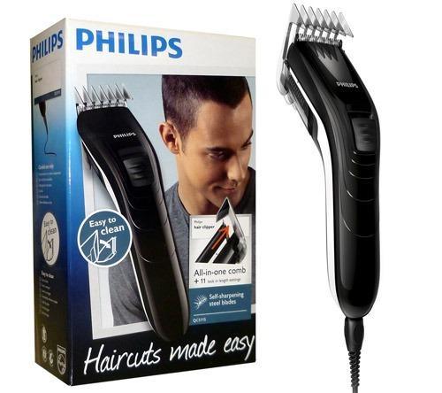 Maquina De Cortar Pelo Philips Hair Clipper -   500 6cf46712aabf