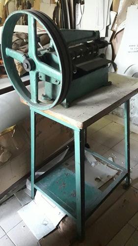 maquina de cortar tiras