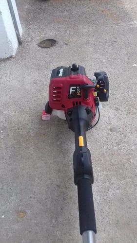 maquina de cortar zacate orillera