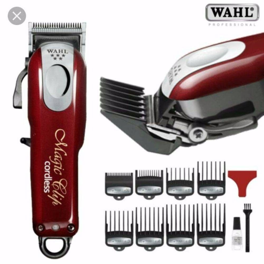 4f3119c0d maquina de corte cabelo wahl magic clip cordless bateria. Carregando zoom.