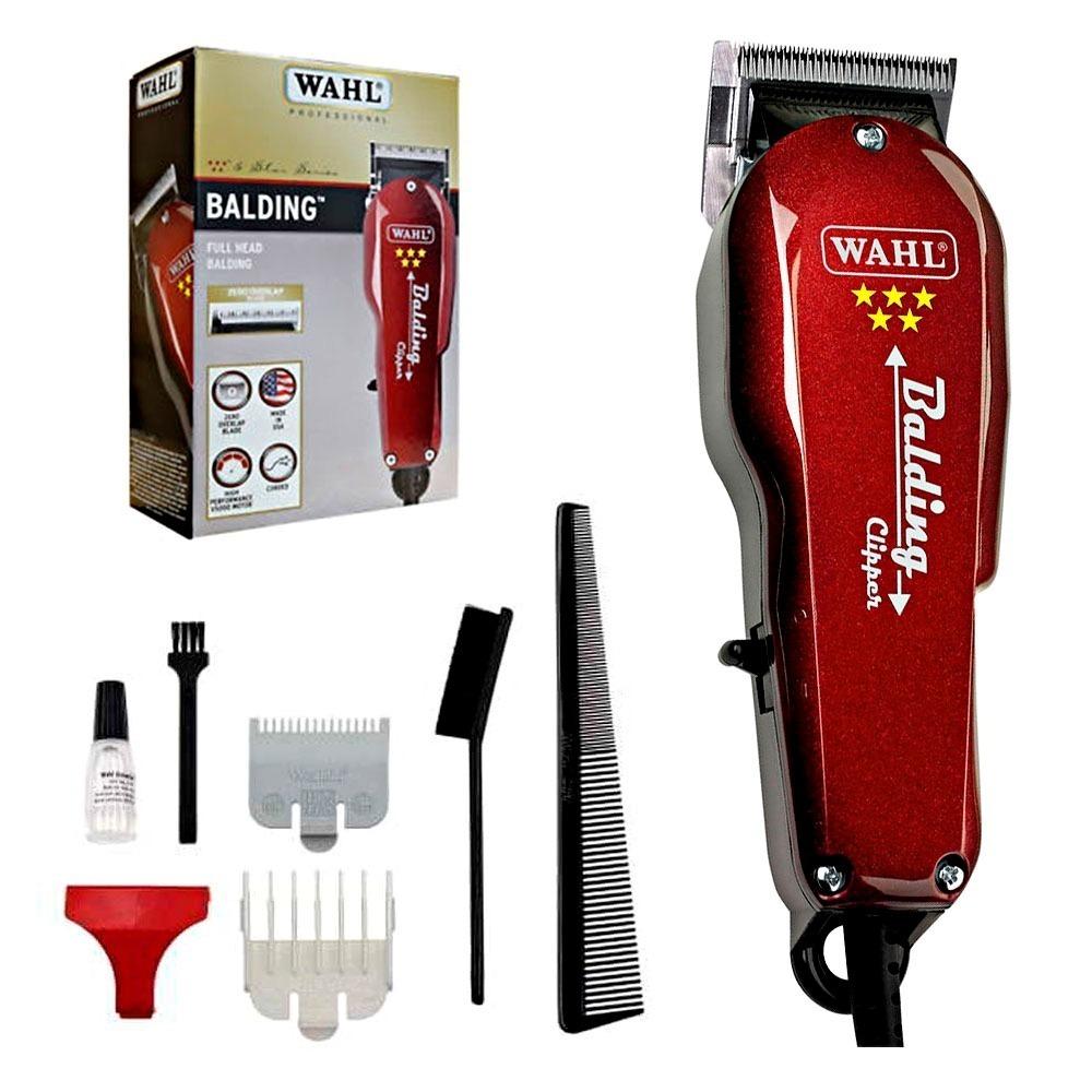Máquina De Corte Profesional Wahl Balding Dist. Oficial -   3.790 fa73fcd4456d