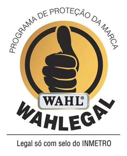 máquina de corte profissional wahl pro basic 110v