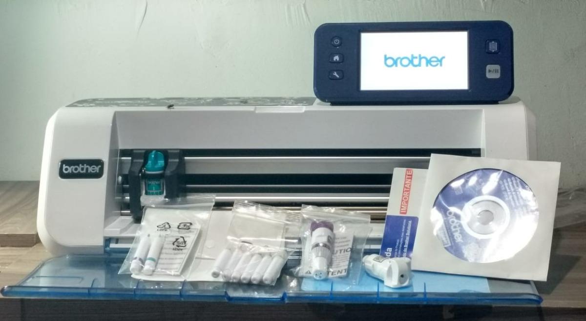 1ec5b370a máquina de corte scanncut cm 650 brother - scanner integrado. Carregando  zoom.