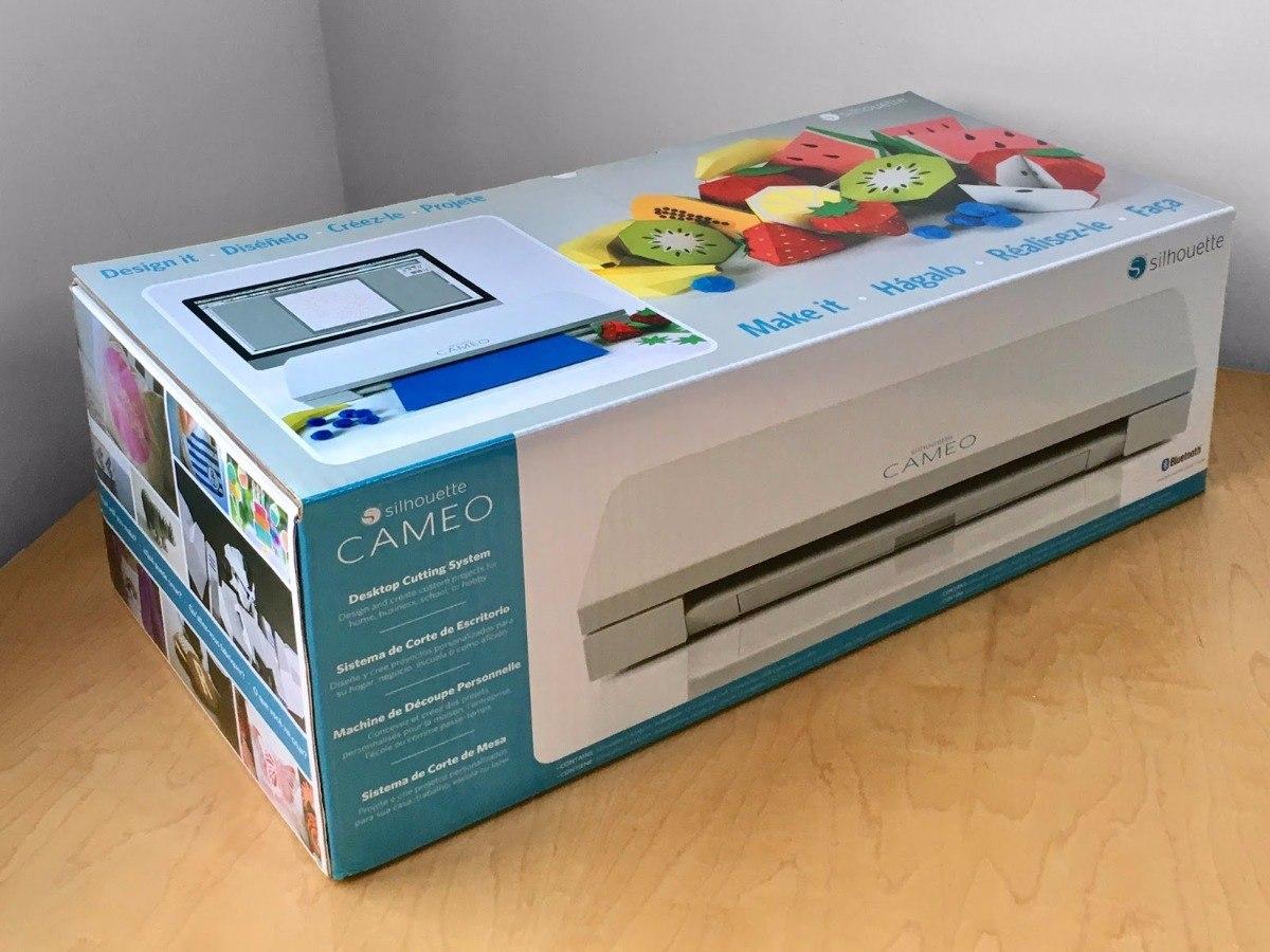 Máquina De Corte Silhouette Cameo 3 Nova - R  2.189,00 em Mercado Livre 7182b5d354