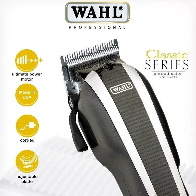 24474975d maquina de corte wahl icon profissional classic series 127v. Carregando  zoom.