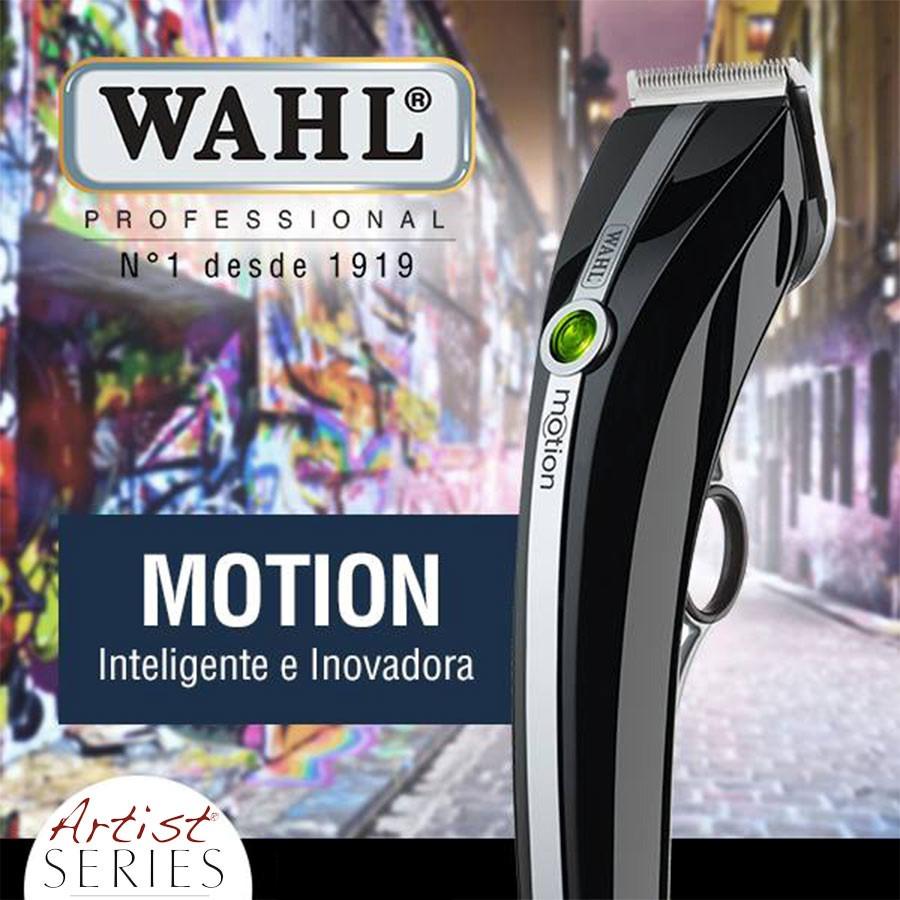 5293b9d1e Máquina De Corte Wahl Motion Sem Fio - R$ 734,00 em Mercado Livre