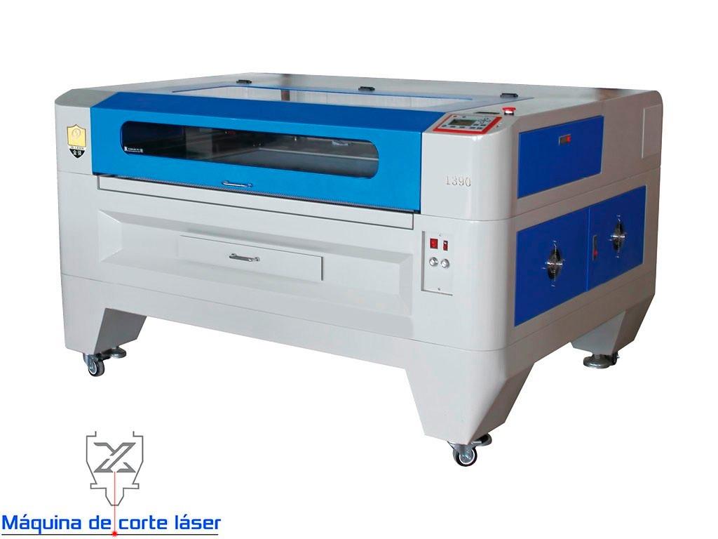Maquina De Corte Y Grabado Laser Co2 X 1390 U S 1 00 En
