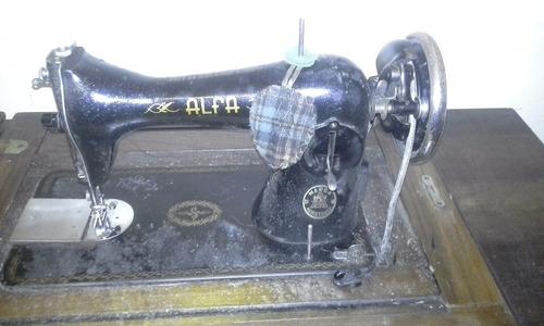 maquina de coser alfa 1950