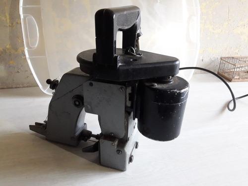 máquina de coser bolsas