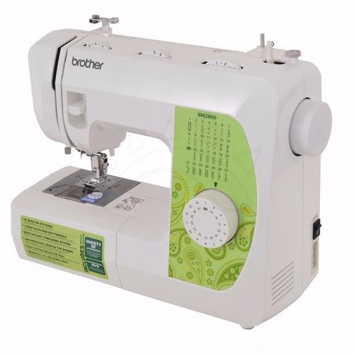 maquina de coser brother bm2800 27 puntadas 63 funciones