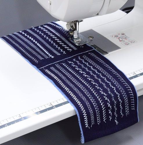 maquina de coser brother bm3850 cama removible 74 funciones