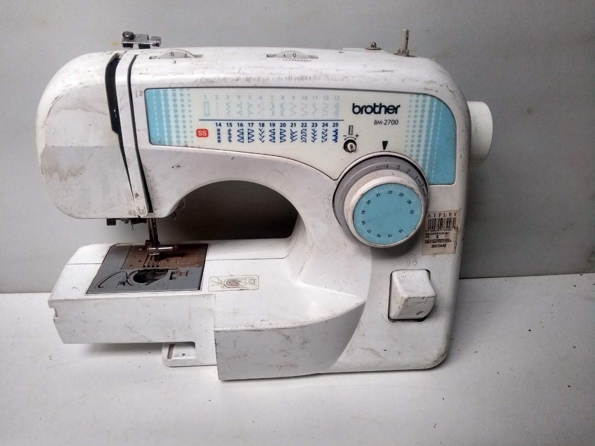 Maquina De Coser Brother Ls 2125 - $ 20.000 en Mercado Libre