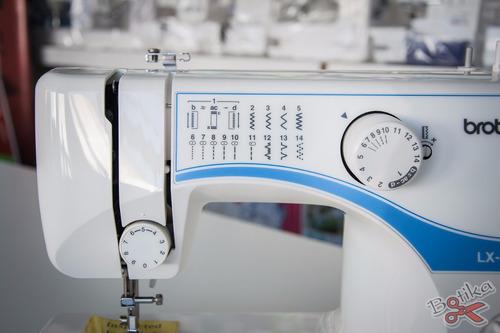 máquina de coser brother lx 3125 lx3125 - envío gratis!!!