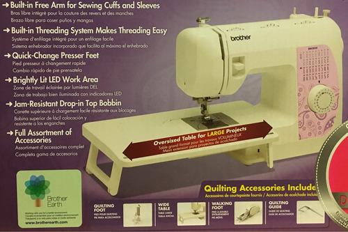 maquina de coser brother mod bm3850