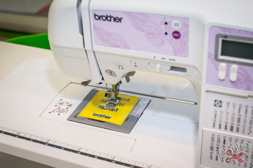 máquina de coser brother sq 9000 sq9000 - nueva c/ garantia
