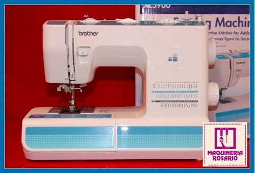 maquina de coser brother xl 5900