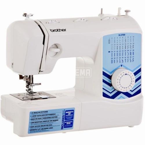 maquina de coser brother xl3700 74 funciones de puntadas